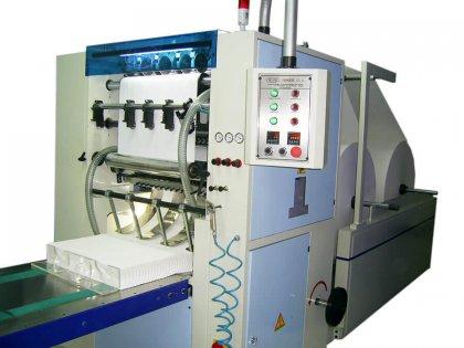 C-fold Paper Towel Machine