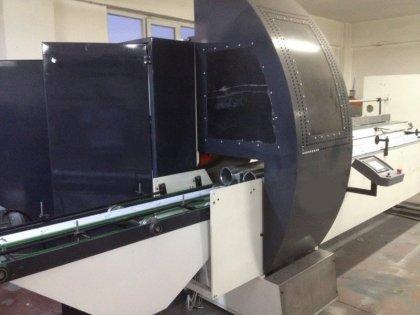 Log Saw-(tissue paper cutting machine)