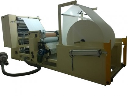 Z Fold  Paper Towel Machine